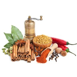 Aromatic Herbs, Spices