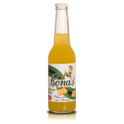 Bitter Orange Soda Bona's - 24 bottles of 275 ml