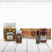 Cooking Box - Primi Piatti Fusilli e Ceci