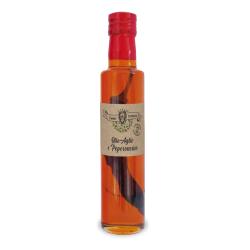 Olio Extravergine Di Oliva all'Aglio e Peperoncino 250 ml