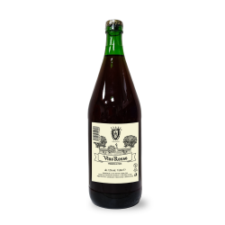 Vino rosso classico calabrese 1 lt