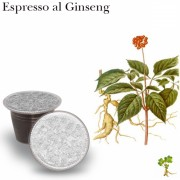 Ginseng capsules Nespresso* compatible