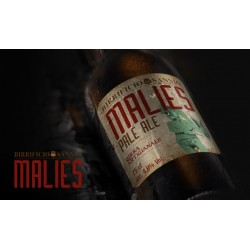 Malies birra artigianale 6 bottiglie da 0,75 cl