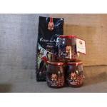 Caffè Macinato Rosso e Nero