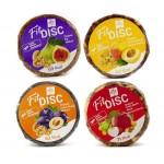 Avicenna FIT DISC - Snack biologico al 100% certificato - Solo da frutta e noci biologiche premium