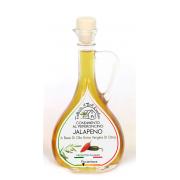 Condimento al Peperoncino  JALAPENO a Basa di Olio Extravergine di Oliva
