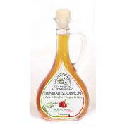 Condimento al Peperoncino  TRINIDAD SCORPION a Basa di Olio Extravergine di Oliva