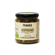 Asparagi biologici a pezzettoni al naturale da 280gr,asparagi a pezzi al naturale biologici da 314ml