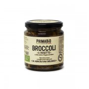 Broccoli a rosette bio all'olio extravergine d'oliva 280gr,broccoli a rosette biologici in EVO 314ml