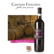 Sannio Rosso dop - 6 bottiglie