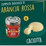 Composta Biologica Arancia Rossa 260g
