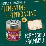 Composta Biologica Clementine al Peperoncino  260g