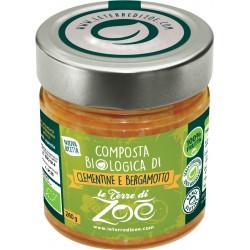 Composta Biologica Clementine al Bergamotto 260g