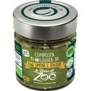Composta Biologico Kiwi Limone e Zenzero 260g