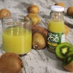 Nettare Biologico di Kiwi con zucchero d'uva 200ml