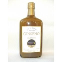 GINSENO MANNA 70 cl. Liquore Digestivo alla Manna di Sicilia
