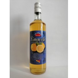 LIMONCELLO APLCEFALU (Liquore Digestivo al Limone)