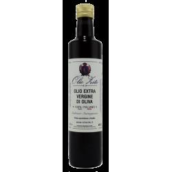 Bottiglia da 0,250ml. di Olio Zito EvO bio